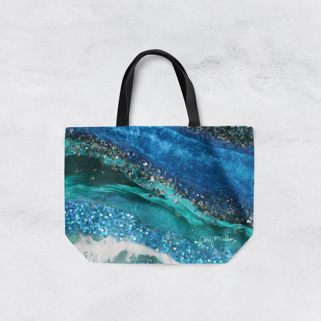 Elucidation Tote Bag - Grace
