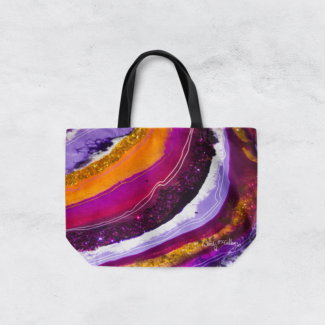 Inception Tote Bag - Opulence