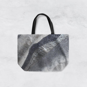Grey Moonstone Tote Bag - Grace