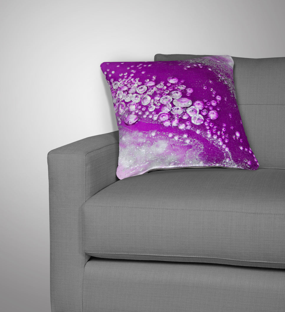 Amethyst Dreams Cushion - Grace