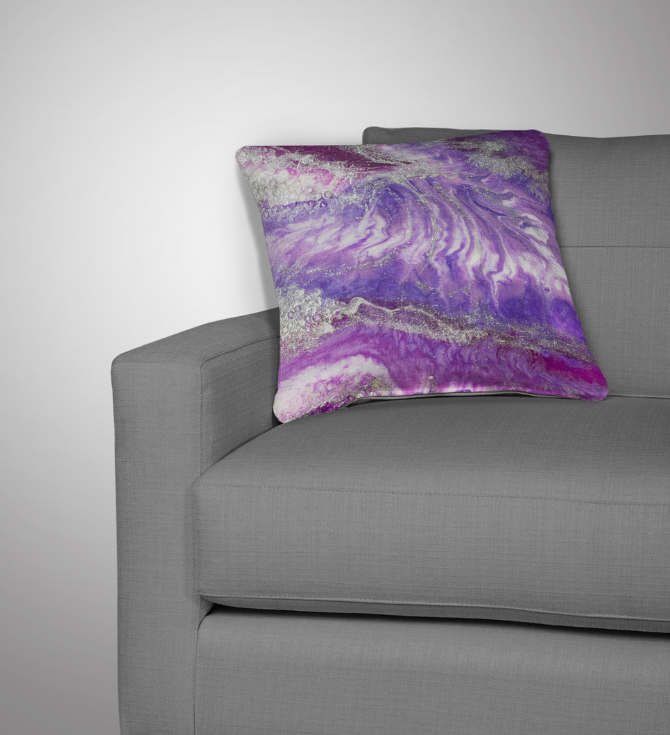 Amethyst Dreams Cushion - Splendour