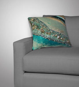 Dioptase Cushion - Grace