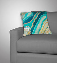 Load image into Gallery viewer, Dioptase Cushion - Splendour