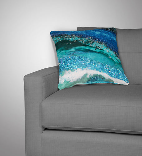 Elucidation Cushion - Grace