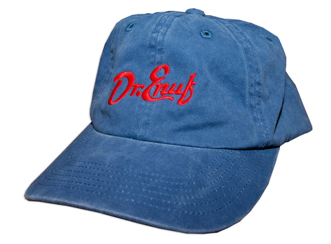 Dr. Enuf Soft Denim Hat