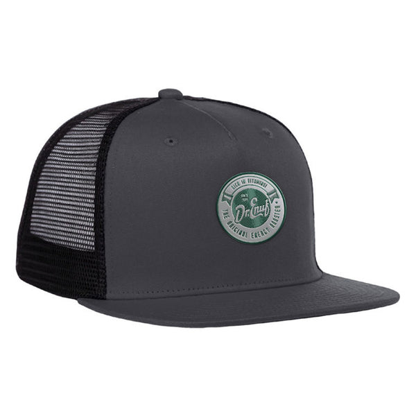 Dr. Enuf Limited Edition Grey Storm Trucker Hat