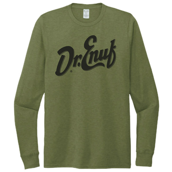 Dr. Enuf Olive Drab Long Sleeve