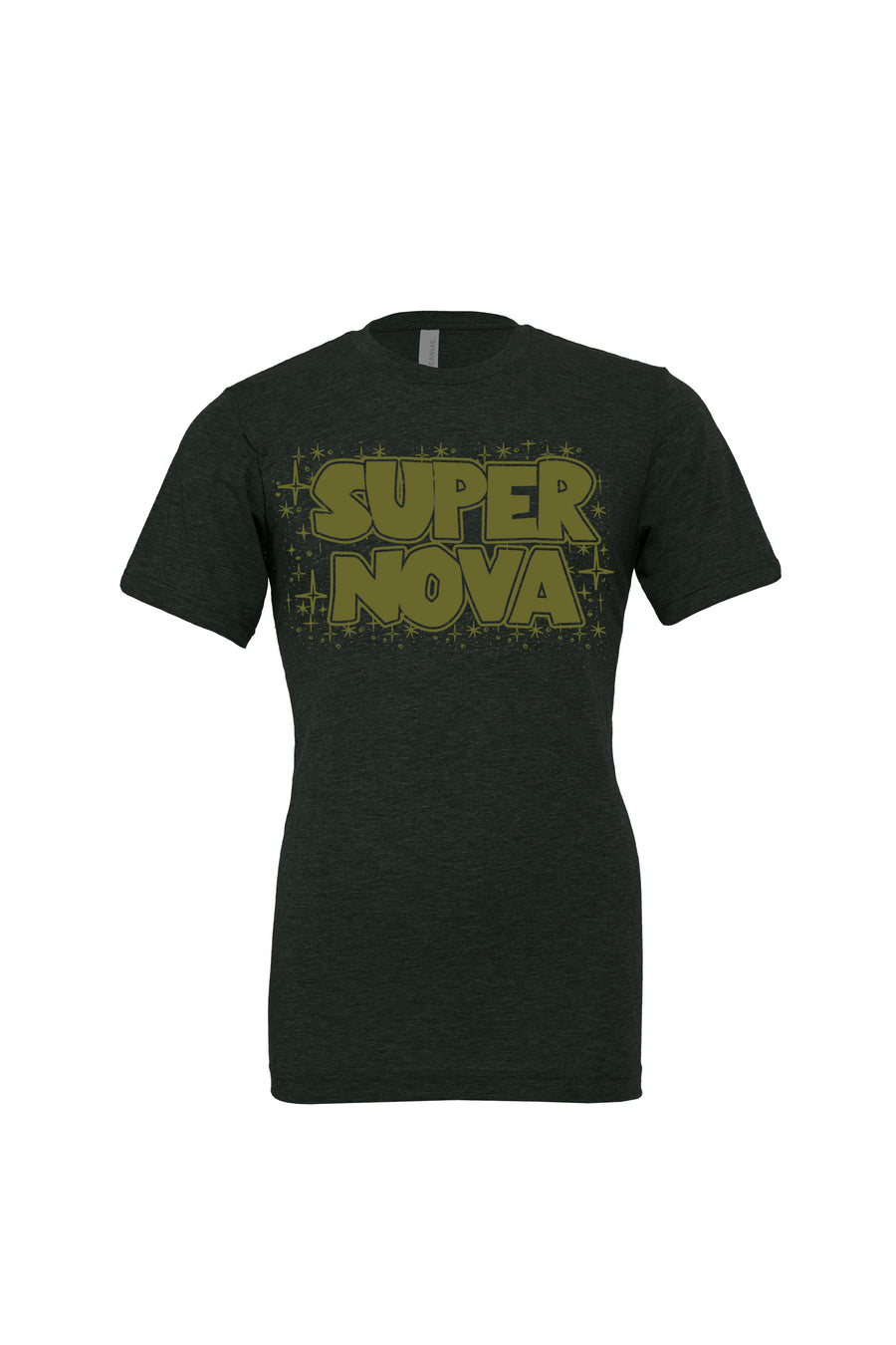 womens supernova, space tshirt, mama feelsgood