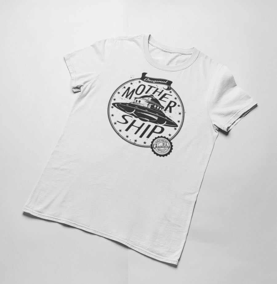 mothership tee, mama feelgood