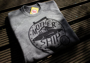 mothership grey sweatshirt mama feelsgood