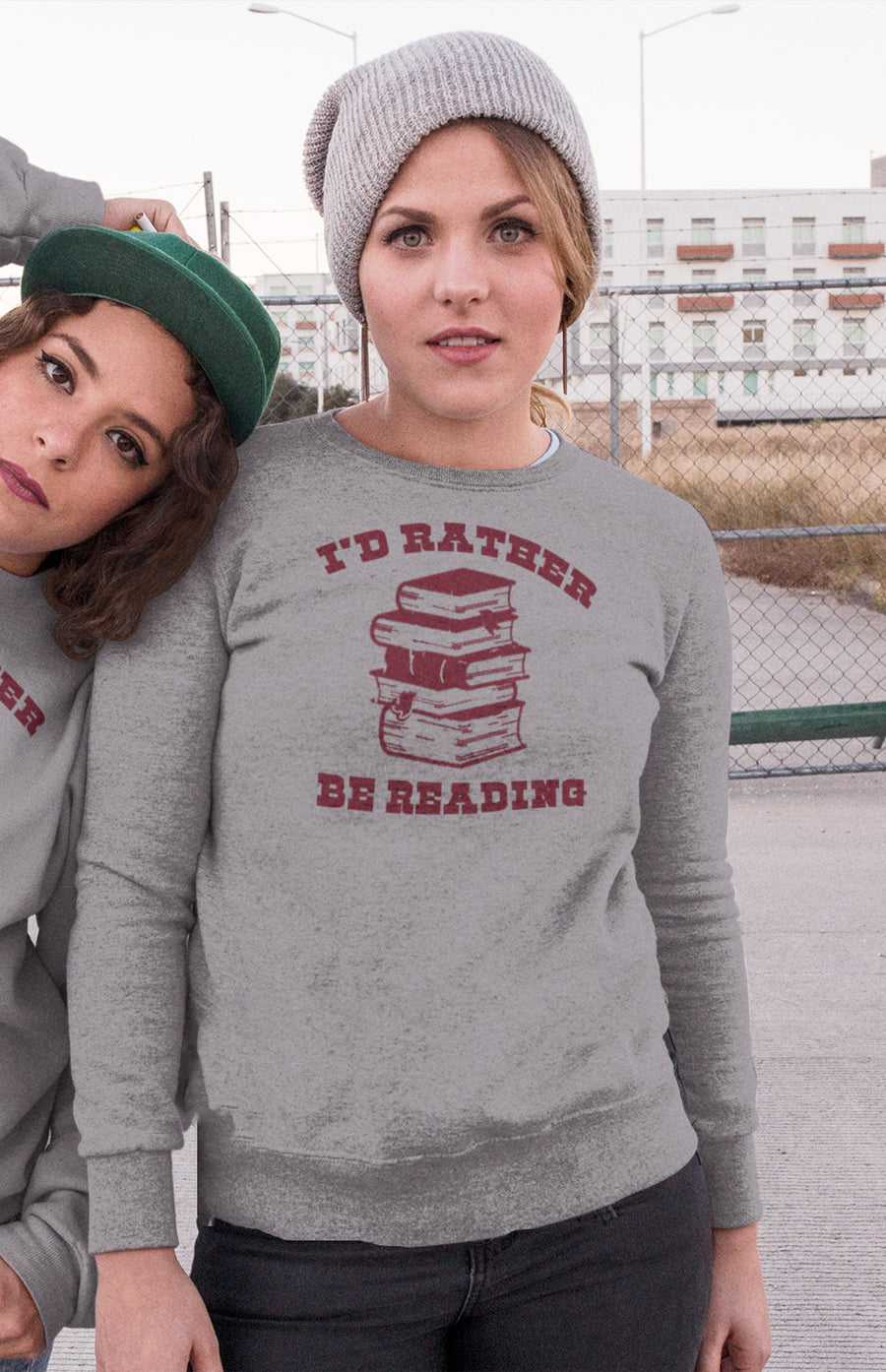 book sweatshirt, id rather be reading top, mama feelsgood