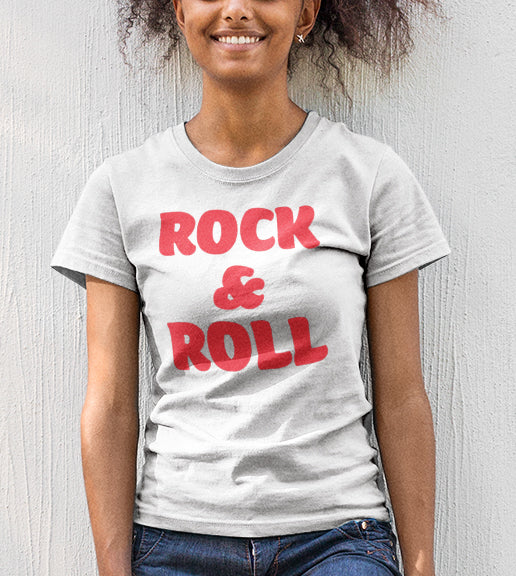 rock n roll band tshirt, mama feelsgood
