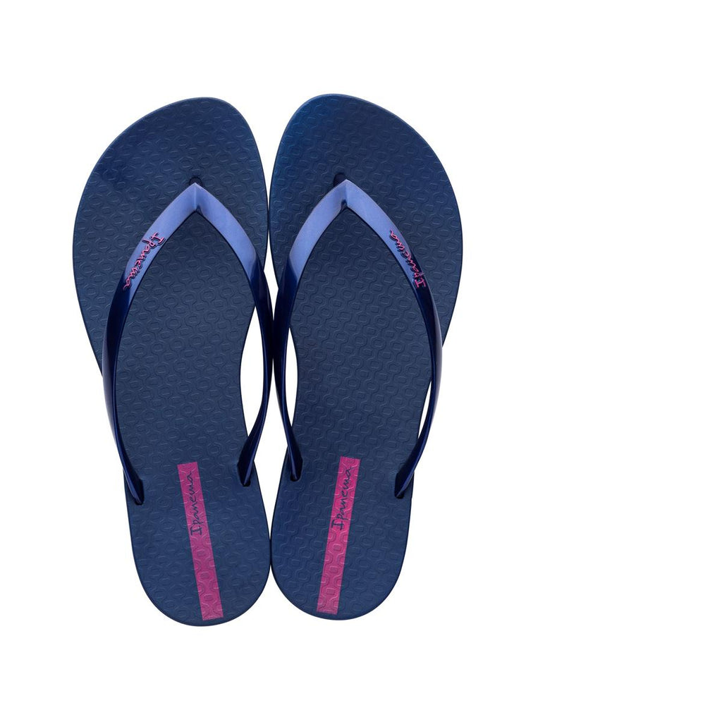 Ipanema Toe Thong Sandal - Blue