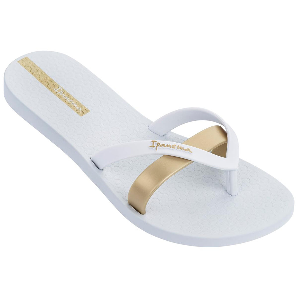Ipanema Two tone Sandal - White