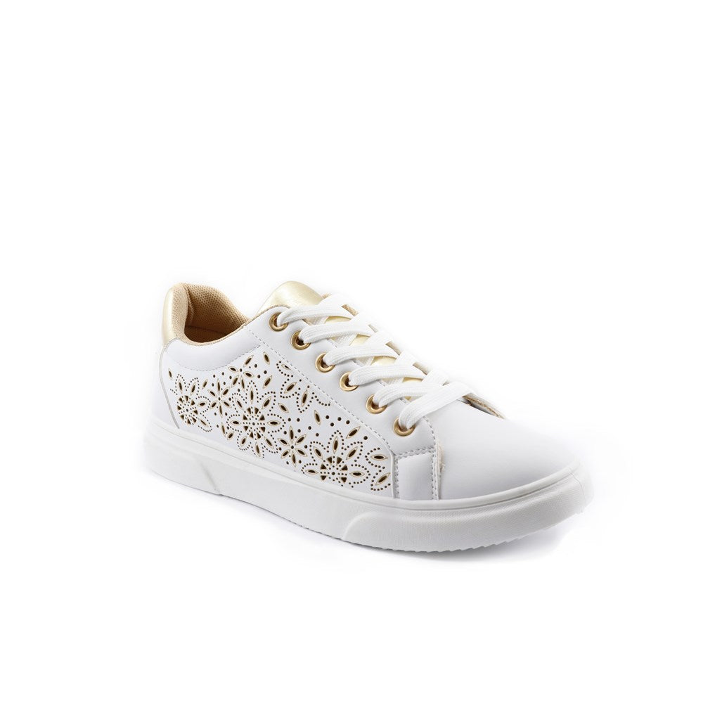 Kangol Cut Out white sneaker