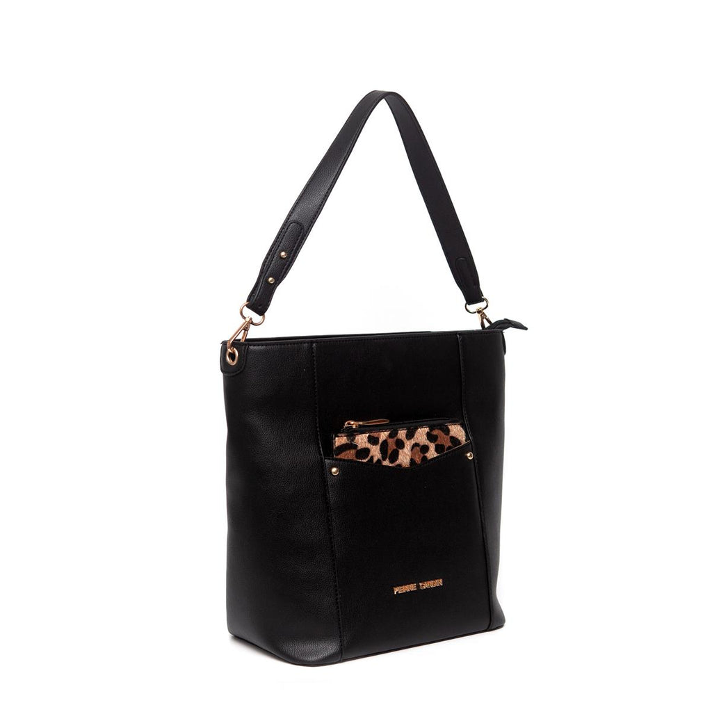Pierre Cardin Bucket Bag - Black