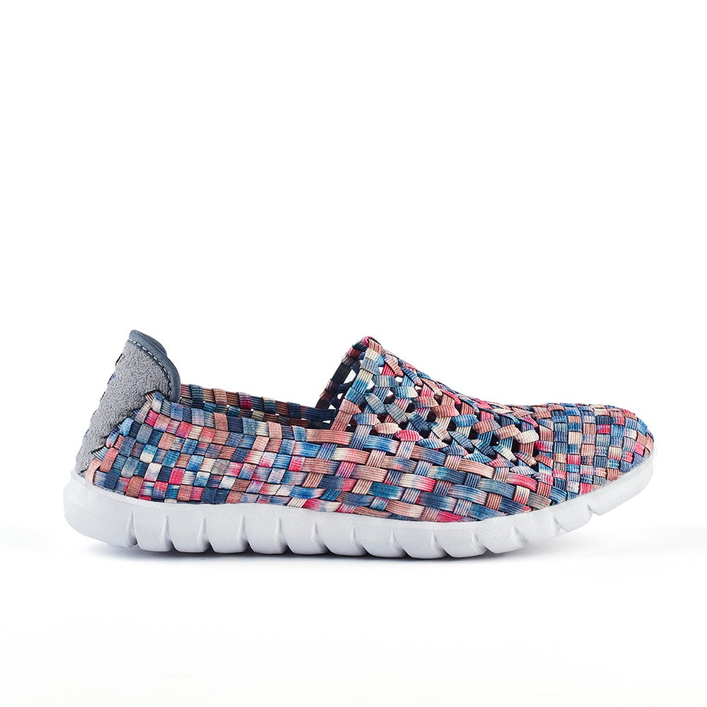 Rock Spring Casual Multi Flats - Pink Multi