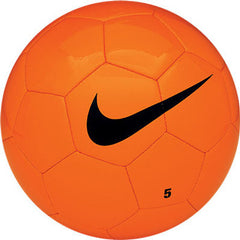 Nike Team Size 5 Football - Orange