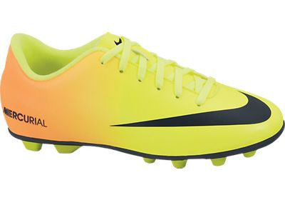 Nike Junior Mercurial Vortex Firm Ground Football Boots