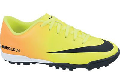 Nike Junior Merurial Vortex Turf Football Boots
