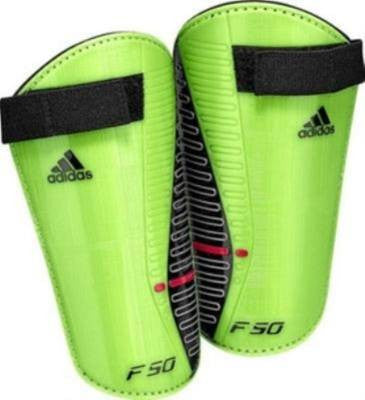 Adidas F50 Lite Shin Guards- Green
