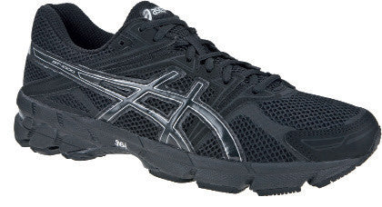 Asics Mens GT1000 Black Running Shoes / Trainers