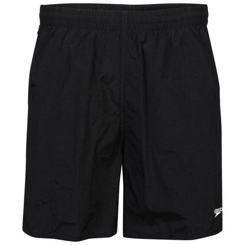 Speedo Mens Black Swimming Shorts