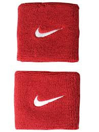 Nike Small Wristband Red