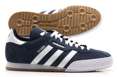 Adidas Samba Suede Navy Shoes / Trainers