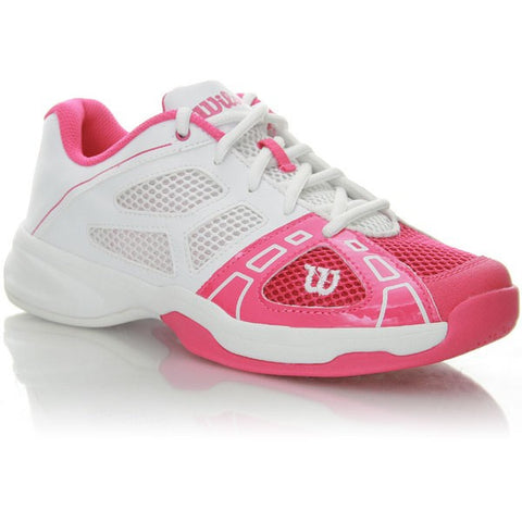 Wilsom Junior Rush Pro Tennis Shoes / Trainers