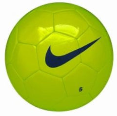 Nike Team Size 5 Football - Green