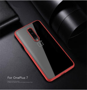 Full Protective Transparent TPU Case