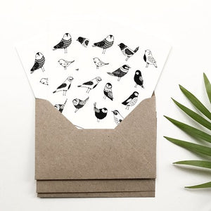 Nine Birdies - Set of 3 Mini Cards
