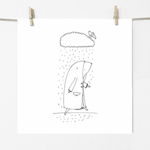 Load image into Gallery viewer, Rainy Day -  Print
