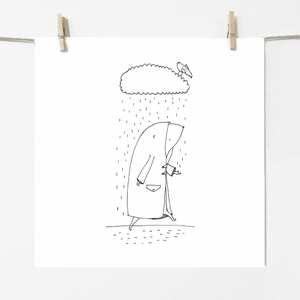 Rainy Day -  Print