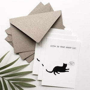Inner Cat - Set of 3 Mini Cards