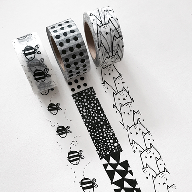 three washi tapes of your choice!