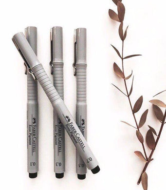 Fineliner pens, set of 4!
