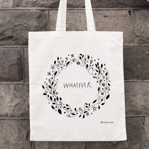 whatever - totebag