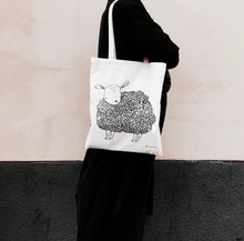 Load image into Gallery viewer, Sheep - totebag
