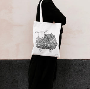 Sheep - totebag