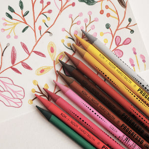 Koh-I-Noor PROGRESSO woodless pencils