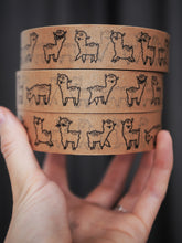 Load image into Gallery viewer, Paper tape - alpaca !!!!