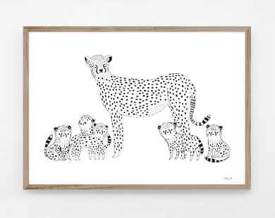 NEW! Cheetah - print