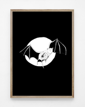 Load image into Gallery viewer, NEW! Bat mom - print