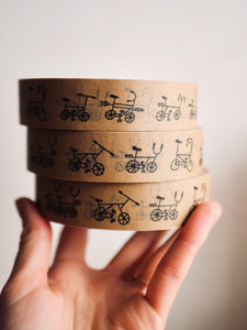 The perfect tape - BIKES!