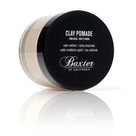 Baxter Hard Clay Pomade