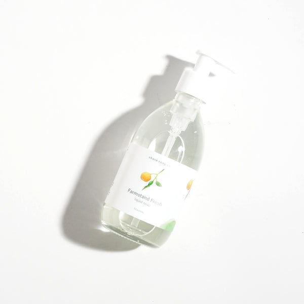 Farmstand Fresh Liquid Soap
