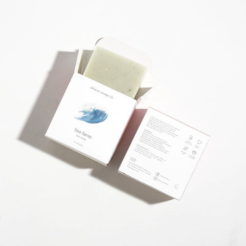 Sea Spray Bar Soap