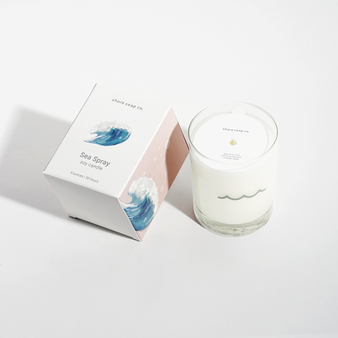 Sea Spray Candle